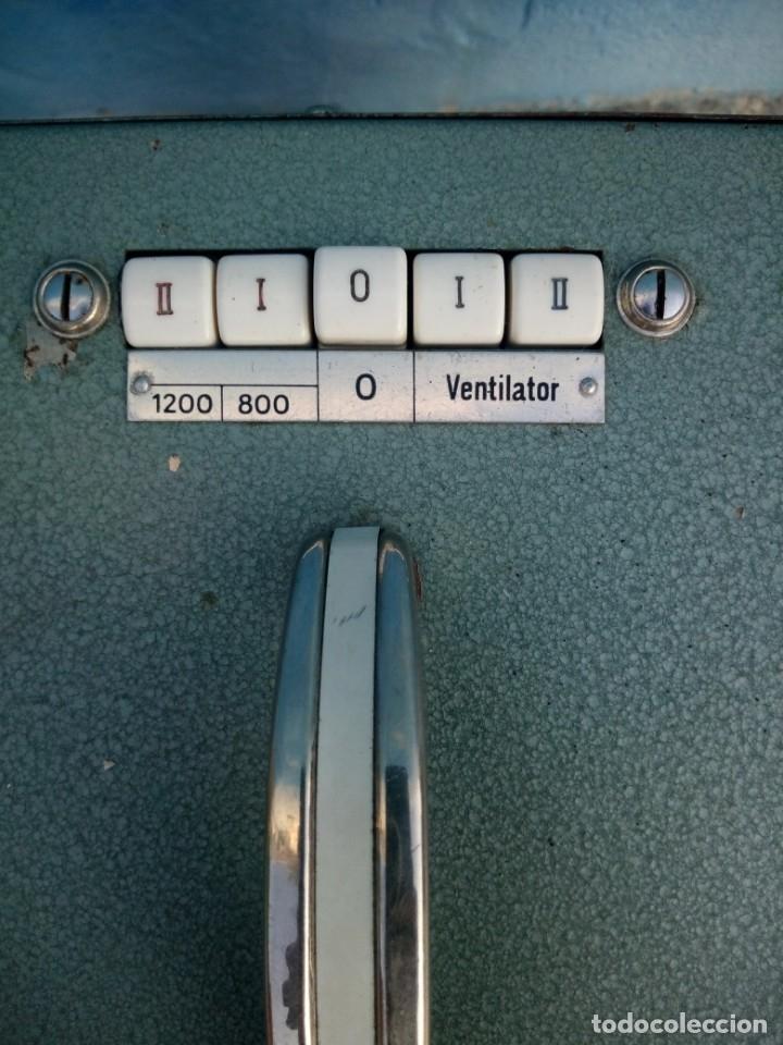 Vintage: ventilador thermowind,koenig & co zurich años 50 - Foto 4 - 175631180