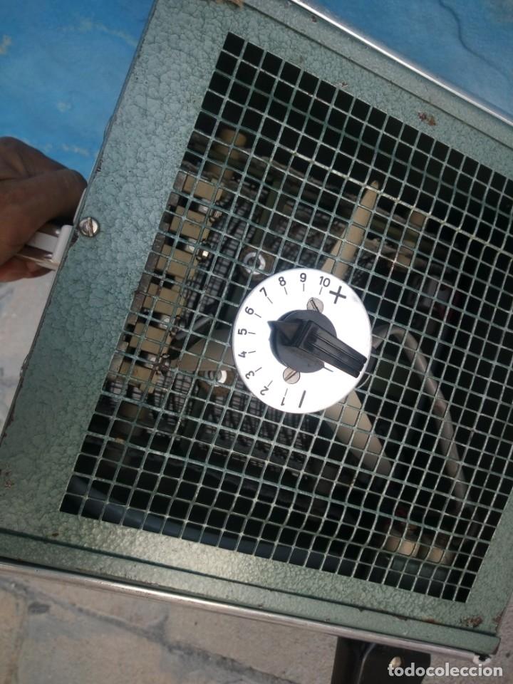 Vintage: ventilador thermowind,koenig & co zurich años 50 - Foto 5 - 175631180