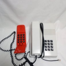Vintage: OFERTA TELÉFONO BENJAMÍN ROJO Y TEIDE BLANCO. Lote 175728289