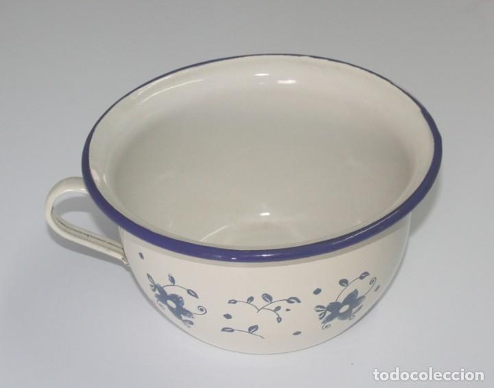 Vintage: Orinal de porcelana esmaltada - Foto 2 - 175751017