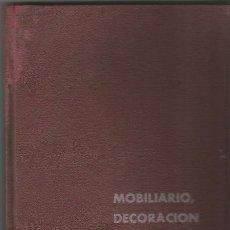 Vintage: MOBILIARIO, DECORACIÓN Y LUMINOTECNIA.F.P. HEVIA. 1964. MUEBLE VINTAGE.. Lote 176517822