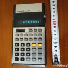 Vintage: CALCULADORA CASIO FX-110 SCIENTIFIC CALCULATOR AÑOS 70 FUNCIONANDO. Lote 176637705