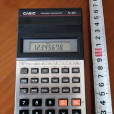 Vintage: CALCULADORA CASIO FX-82C SCIENTIFIC CALCULATOR FUNCIONANDO. Lote 176670643