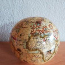 Vintage: GLOBO TERRÁQUEO BOLA DEL MUNDO. Lote 176773578