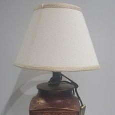 Vintage: LAMPARA DE MESA GRANDE A IDENTIFICAR. Lote 177422170
