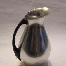 Vintage: JARRA ( O,5 L ) EN ALUMINIO MARCA MMM AÑOS 60 SIN USO. Lote 177512717