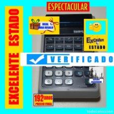 Vintage: CALCULADORA CIENTÍFICA ANTIGUA CASIO FX-10 - MODELO DE 1974 - LA PRIMERA DE LA SAGA - EXCELENTE. Lote 177820260