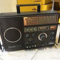 Vintage: RADIO MULTIBANDA GRUNDIG SATELLIT 1400 SL PROFESIONAL.. Lote 178113285