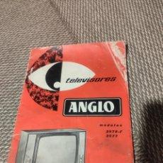 Vintage: MANUAL DE INSTRUCCIONES. Lote 179100070