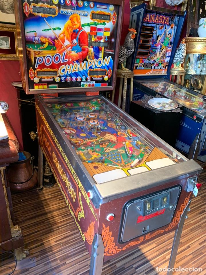 Vintage: Pinball Zaccaria pool champion diciembre 1985 - Foto 4 - 176867094