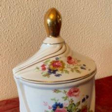 Vintage: BOMBONERA DE PORCELANA - CARLIBRINDE. Lote 181172331