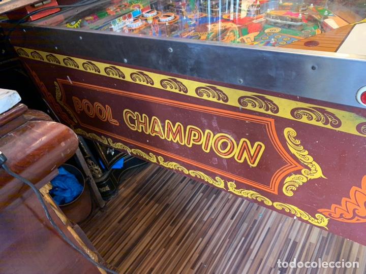 Vintage: Pinball Zaccaria pool champion diciembre 1985 - Foto 6 - 176867094