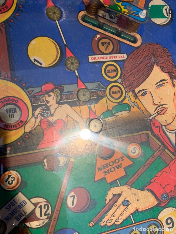 Vintage: Pinball Zaccaria pool champion diciembre 1985 - Foto 10 - 176867094