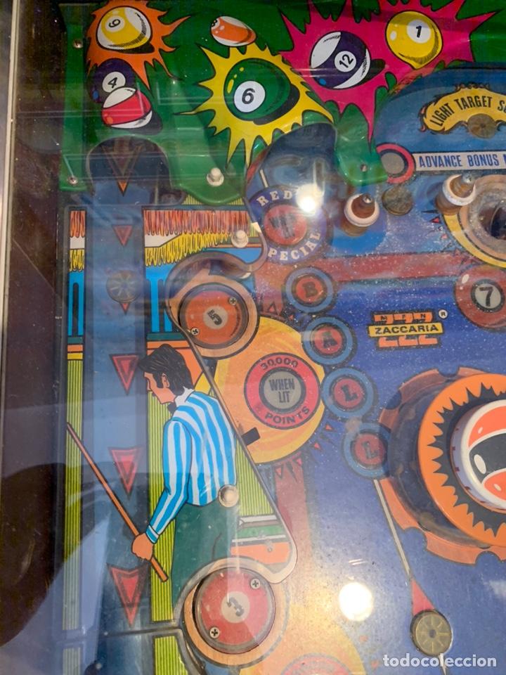 Vintage: Pinball Zaccaria pool champion diciembre 1985 - Foto 11 - 176867094