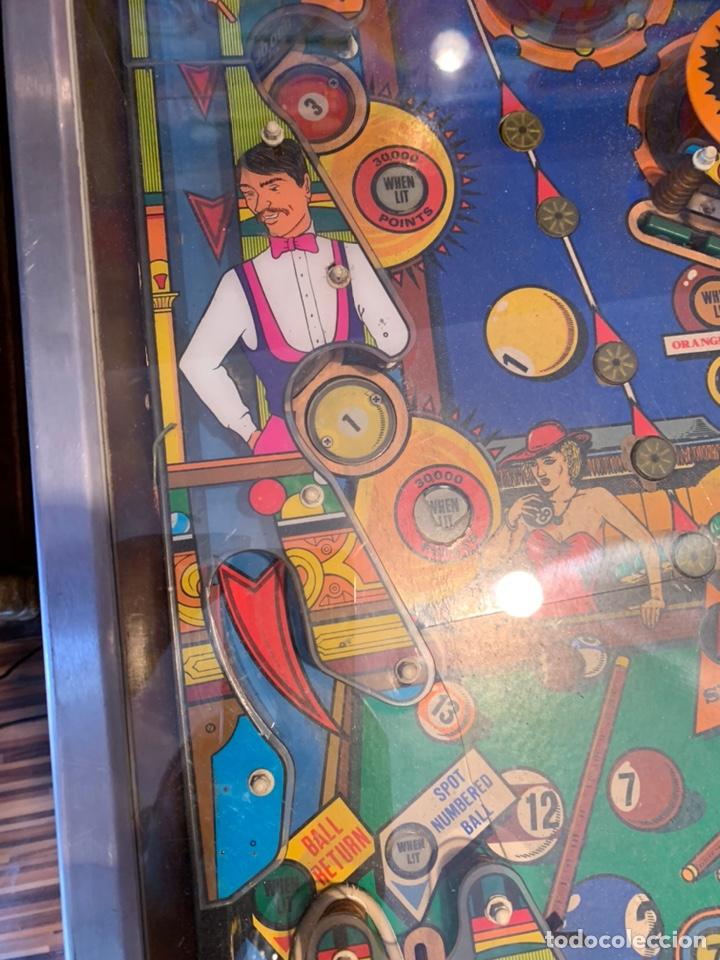 Vintage: Pinball Zaccaria pool champion diciembre 1985 - Foto 12 - 176867094