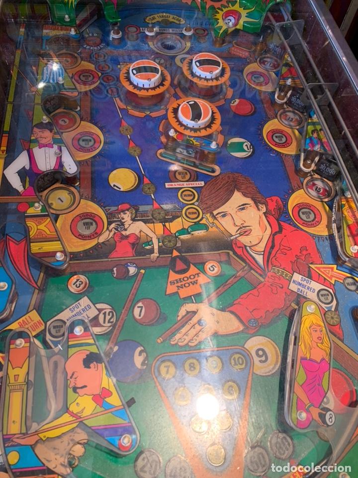 Vintage: Pinball Zaccaria pool champion diciembre 1985 - Foto 13 - 176867094