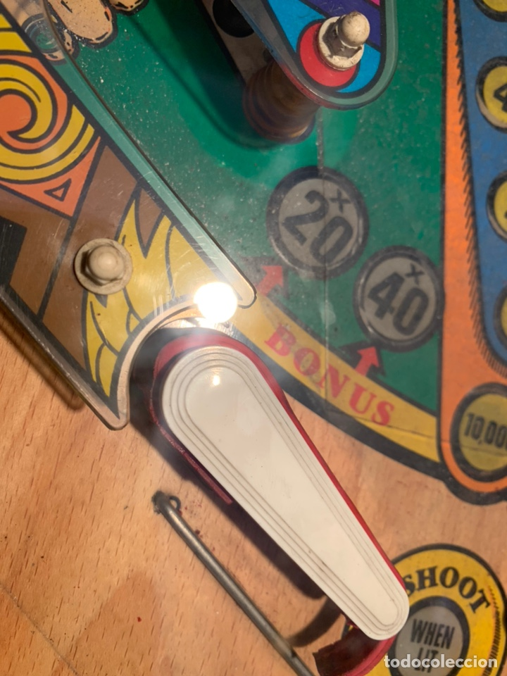 Vintage: Pinball Zaccaria pool champion diciembre 1985 - Foto 14 - 176867094