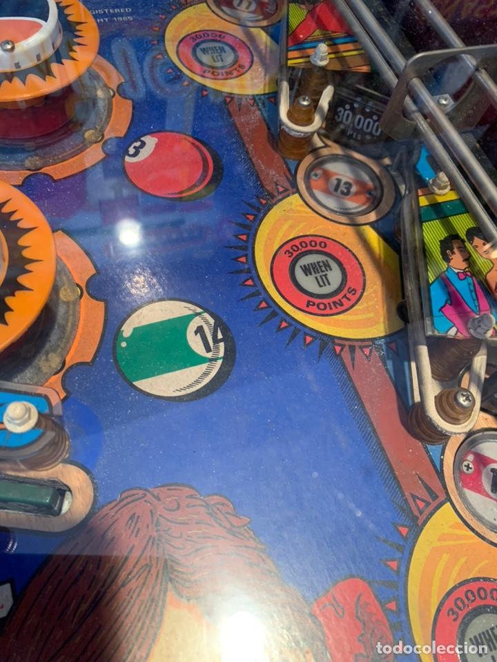 Vintage: Pinball Zaccaria pool champion diciembre 1985 - Foto 15 - 176867094