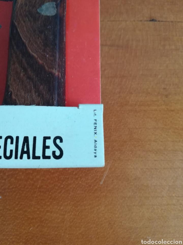 Vintage: Cuchillo ARCOS - Siempre limpio y brillante - Acero Inoxidable - Decoración Vintage Caza Perdiz - Foto 3 - 181450678