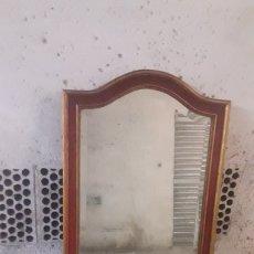 Vintage: ESPEJO LACADO. Lote 182082795