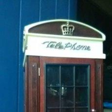 Vintage: TELEFONO CABINA TELEFONICA. Lote 182076233