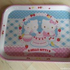 Vintage: BANDEJA HELLO KITTY VINTAGEB. Lote 182109547