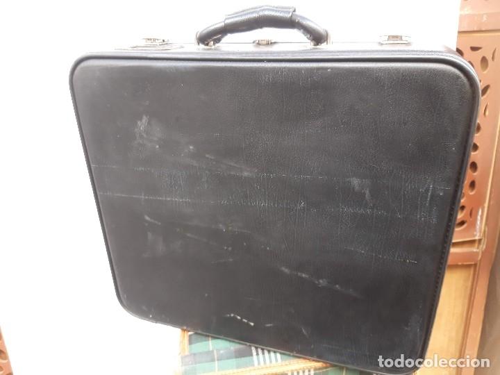 Vintage: Maleta en plastico, quizás de muestrario de un un viajante, Vera Elda hacia 1960 - Foto 3 - 182644492