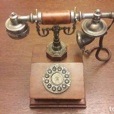Vintage: TELEFONO REPLICA ANTIGUO - FEELING MUCH BETTER COLLECTION - COMPLETO Y FUNCIONANDO!!!. Lote 183183735
