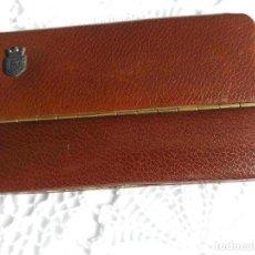 Vintage: ANTIGUA PITILLERA DE PIEL . Lote 183293767