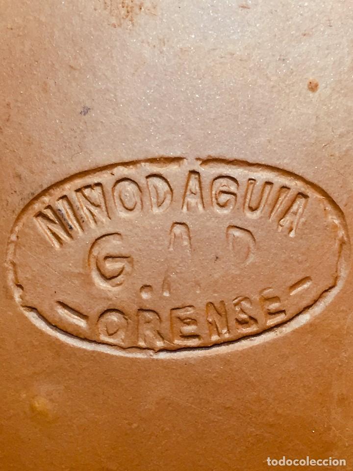 Vintage: JUEGO DE BARRO PARA HACER QUEIMADA NIÑODAGUIA G.A.D. ORENSE - Foto 16 - 183697015