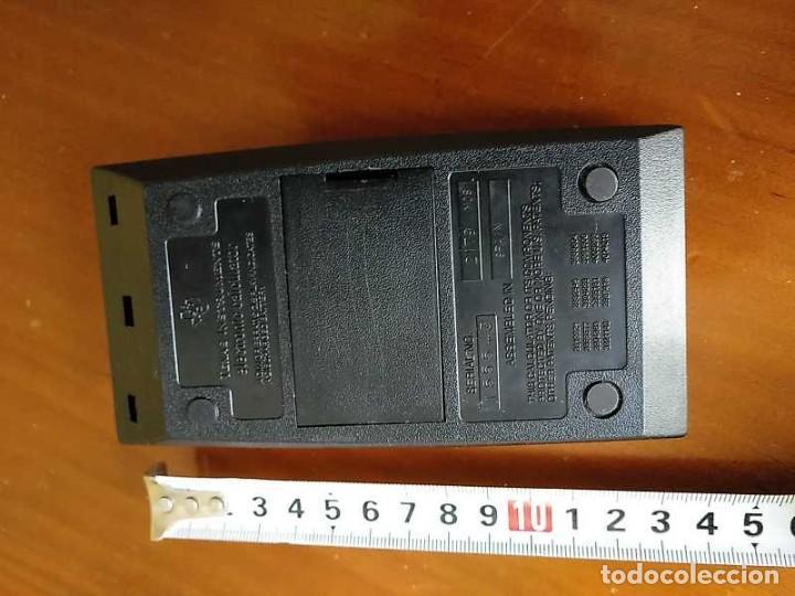 Vintage: CALCULADORA TEXAS INSTRUMENTS TI-1025 AÑOS 70 FUNCIONANDO - CALCULATOR - - Foto 16 - 183711165
