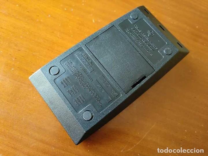 Vintage: CALCULADORA TEXAS INSTRUMENTS TI-1025 AÑOS 70 FUNCIONANDO - CALCULATOR - - Foto 32 - 183711165