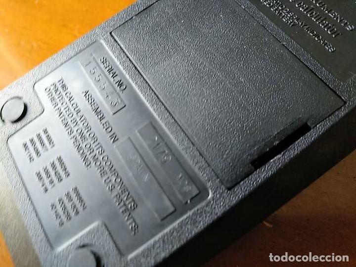 Vintage: CALCULADORA TEXAS INSTRUMENTS TI-1025 AÑOS 70 FUNCIONANDO - CALCULATOR - - Foto 35 - 183711165