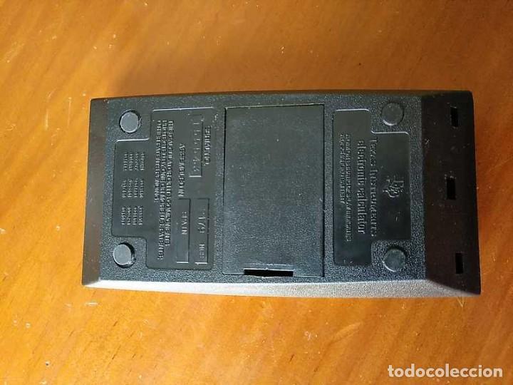 Vintage: CALCULADORA TEXAS INSTRUMENTS TI-1025 AÑOS 70 FUNCIONANDO - CALCULATOR - - Foto 41 - 183711165