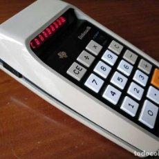 Vintage: CALCULADORA DATAMATH TEXAS INSTRUMENTS TI-2500 AÑOS 70 CON SU FUNDA - FUNCIONA ELECTRONIC CALCULATOR. Lote 183937946