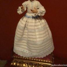 Vintage: ENAGUAS PARA VIRGEN HASTA 60 CM. Lote 184060027