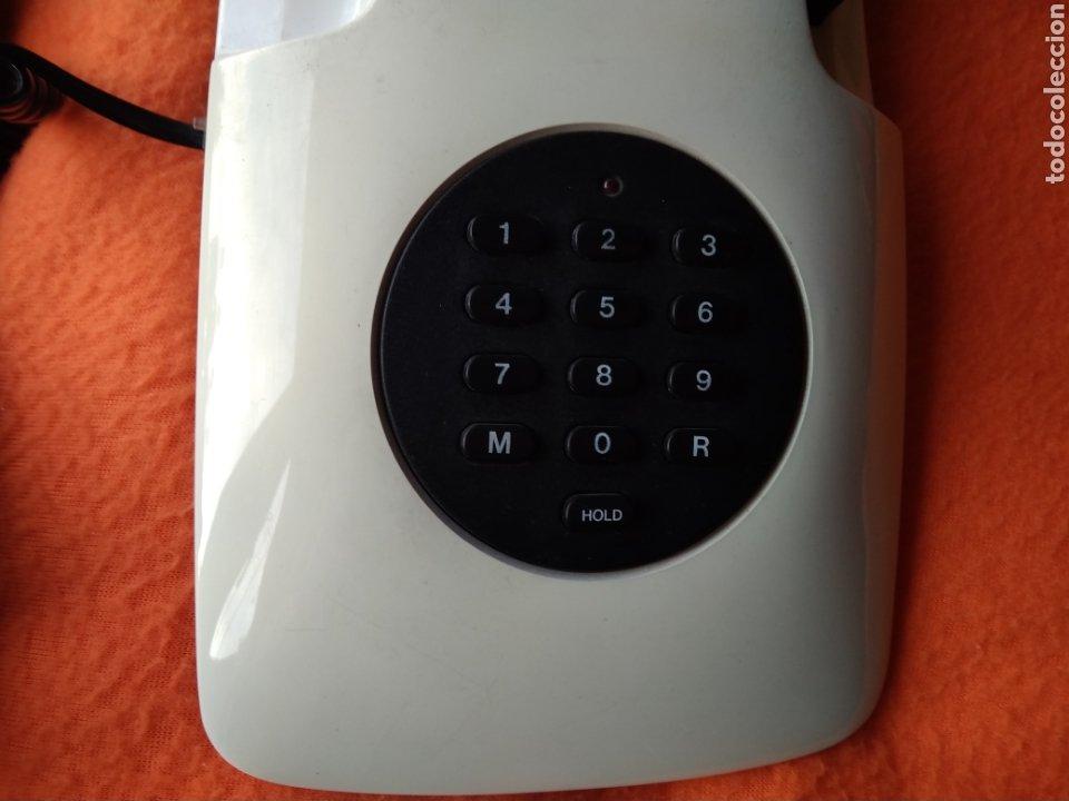 Vintage: Teléfono sobremesa siglo XX. En perfecto estado. - Foto 3 - 184273816