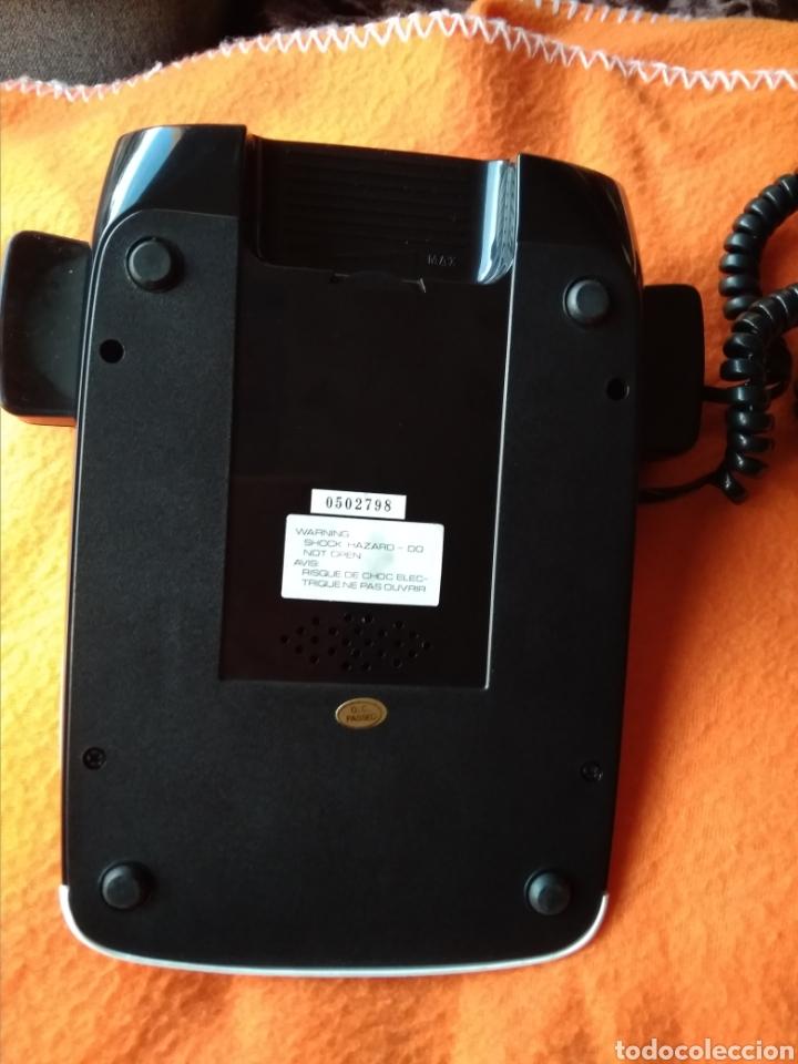 Vintage: Teléfono sobremesa siglo XX. En perfecto estado. - Foto 4 - 184273816