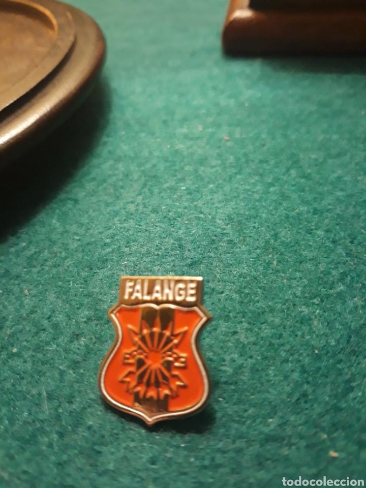 Vintage: Pin Falange Española de las JONS - Foto 2 - 184494866