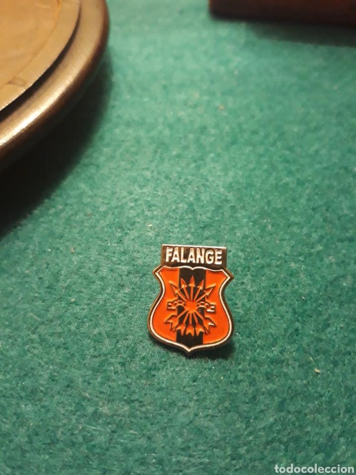 PIN FALANGE ESPAÑOLA DE LAS JONS (Vintage - Varios)