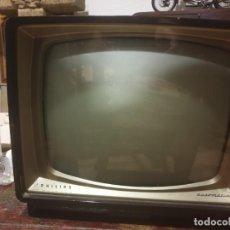 Vintage: TELEVISION VINTAGE PHILIPS AUTOMATICA. Lote 187159286