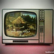 Vintage: VISOR DIAPOSITIVAS SANTA TECLA. AÑOS 70. Lote 187322868