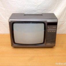 Vintage: ANTIGUO TELEVISOR PHILIPS - DECORACION VINTAGE.. Lote 189506801
