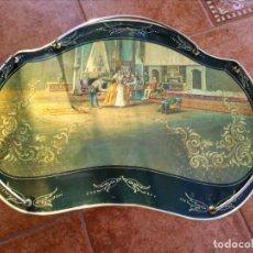 Vintage: MESA BANDEJA DE CAMA PLEGABLE VINTAGE. Lote 189583421