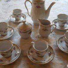 Vintage: JUEGO CAFE AÑOS 80. Lote 190003240