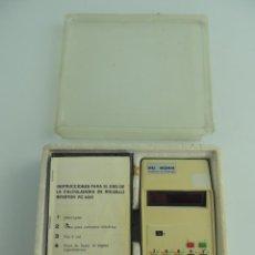 Vintage: VINTAGE CALCULADORA ALEMAN INTERTON ELECTRONIC PC 4044. Lote 190202551