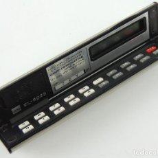 Vintage: VINTAGE CALCULADORA SHARP EL-8029. RARA. Lote 190203438