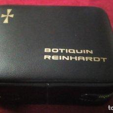 Vintage: BOTIQUÍN REINHARDT. Lote 190438118