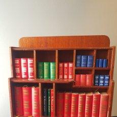 Vintage: MINIBIBLIOTECA..IDEAS BRILLANTES PARA GENTE EXTRAORDINARIA. Lote 190528718