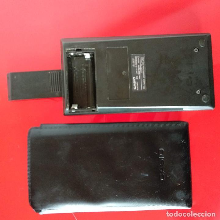 Vintage: Calculadora Casio FX 180P - Foto 4 - 191209915